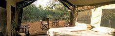 Mobile Safaris across the Okavango Delta - Private wet and dry safari in Moremi National Park