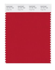 PANTONE SMART 19-1761X Color Swatch Card, Tango Red Pantone https://www.amazon.com/dp/B004O77SEG/ref=cm_sw_r_pi_dp_x_MfCOxbWX3GCY8