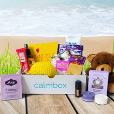 Thanks @thecalmbox for featuring our self care tattoos in their September box! Go check out their subscription box service for a monthly box of zen delivered to your door!