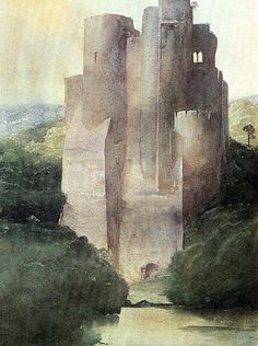 Alan Lee  The Castle of The Maimed King