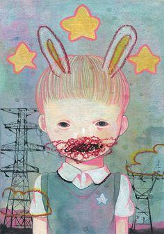 Contemporary Art by Hikari Shimoda