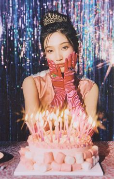 Kpop Girl Groups, Kpop Girls, Korean Photoshoot, Debut Ideas, Pity Party, Teen Celebrities, Red Velvet Joy, Teen Birthday, Birthday Pictures