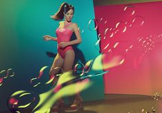 Bubble Shooter: Photos by Mikel Muruzabal | Inspiration Grid | Design Inspiration