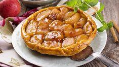 """Tarte Tatin (jablečný koláč """"vzhůru nohama"""" z kraje Sologne)"""