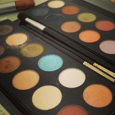 Amamos esta paleta de colores #glominerals