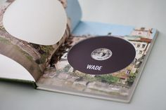 DVD/CD covers made from books