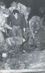 Disastro del VAJONT - 9 ottobre 1963 - Soccorsi e soccorritori