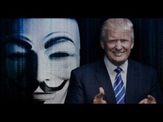 Anonymous Declares Total War on Donald Trump *NEW 2016*