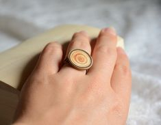 Hey, I found this really awesome Etsy listing at https://www.etsy.com/uk/listing/487100119/rustic-wooden-ring-natural-wood-jewelry