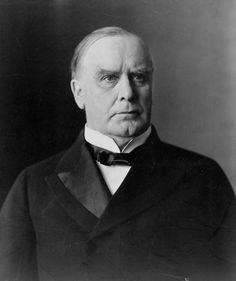 William McKinley photo from The Spanish-American War. Slideshow containing William McKinley full-size image The Spanish American War, American Civil War, American History, List Of Presidents, American Presidents, Republican Presidents, Republican Party, John Adams, Andrew Jackson