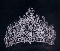 Württemburg rococo tiara