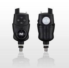 Angelsport-Bissanzeiger New Direction Tackle Bluetooth Bite Alarm 3+1 Set UK delivery; Angelsport-Artikel