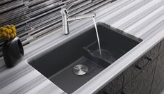 European heritage, combined witha passion for innovation and unparalleled quality: BLANCO has proven that the sink is more than just a functional element in the kitchen