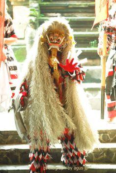 Tari Barong, Bali @XL Axiata #PINdonesia