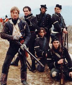 Sharpe and the Chosen Men