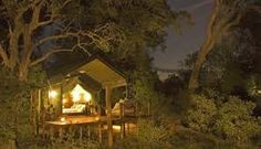 Overnight Chobe Camping Safari