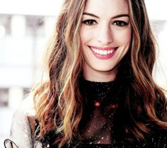 Anne Hathaway is one of my favorite actresses.