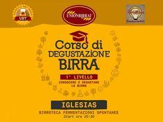 Iglesias. Unionbirrai, corso di degustazione birra di 1 livello - 13 Marzo 2017 - Le Strade della Birra, il magazine sul mondo della birra artigianale in Italia