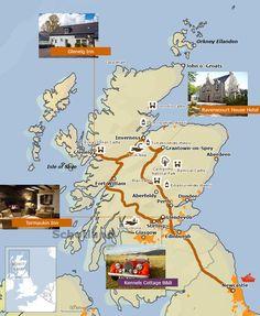 Meet the scots - Schotland