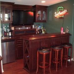 If You Have Your Own Personal Bar In Home Then There S No Reason Why Should Not Customize It Definitely Do Want To A Bland Looking B