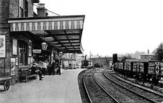 Disused Stations:Hertford North Station (1st site)