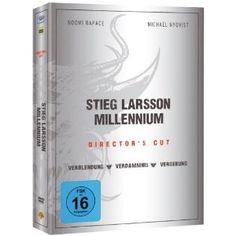 Stieg Larsson - Millennium Trilogie - viel besser als die Hollywood-Produktion!