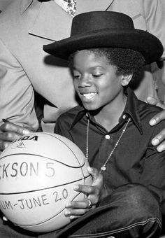 My little boy... Michael Jackson - Cuteness in black and white ღ  by ⊰@carlamartinsmj⊱