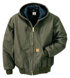 Carhartt® Washed Duck Active Jackets for Men | Bass Pro Shops