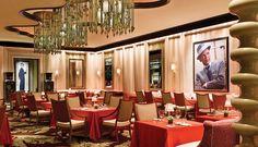 Um restaurante em Las Vegas, pra lembrar e saborear Frank Sinatra