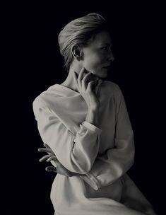 Cate Blanchett by Julia Hetta for So It Goes Magazine Fall-Winter 2017 - Minimal. / Visual.