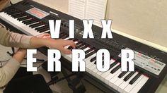 VIXX 빅스 - ERROR 피아노 커버 Piano Solo Cover