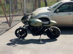 #er5 #er500 #er5caferacer #caferacer #custom #custombike #6u3
