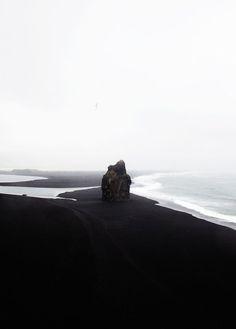 Black Beach Iceland | Coco Lapine Prints
