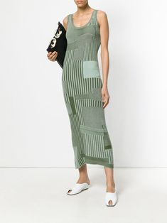 Damir Doma Karalee knit dress – Knitting world Knitwear Fashion, Knit Fashion, Damir Doma, Day Dresses, Summer Dresses, Spring Summer Trends, Knitting Designs, Ladies Day, Knit Dress