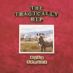 Tragically Hip - Road Apples music Vinyl LP album at CD Universe, The Tragically Hip have always taken a certain modest pride in their Canadian roots, The group wanted. Vinyl Music, Lp Vinyl, Vinyl Records, Tragically Hip Albums, Cd Cover, Album Covers, Cover Art, Tempo Music, Best Albums