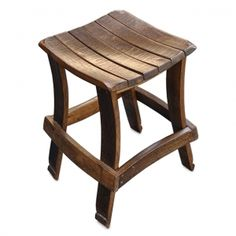 Made from a wine barrel. this is on my list to do. Hmmm and a very cute time out chair! Whiskey Barrel Furniture, Wine Barrel Furniture, Wine Barrel Bar Stools, Wine Barrels, Time Out Chair, Barrel Projects, Wood Projects, Barris, Woodworking Inspiration