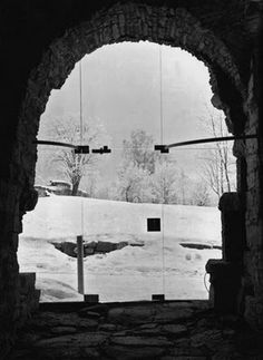 Sverre Fehn Hedmark Museum Window
