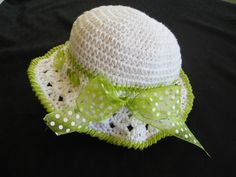 The Pattern Paradise - PDF12-012 - Beachy Sunhat - Crochet