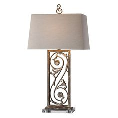 Uttermost Catania 27209 Table Lamp | from hayneedle.com