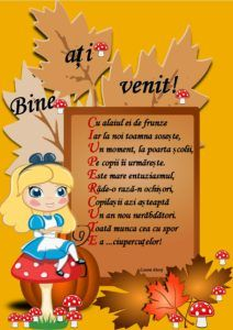 Acrostihuri - Ciupercuțe Diy And Crafts, Crafts For Kids, Little Einsteins, Fairy Coloring Pages, Autumn Activities, Classroom Decor, Kids And Parenting, Alphabet, Seasons