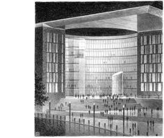 Parker Police Center  AECOM - DMJM Design  Charcoal
