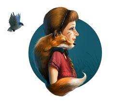 JRMN - Lady Fox
