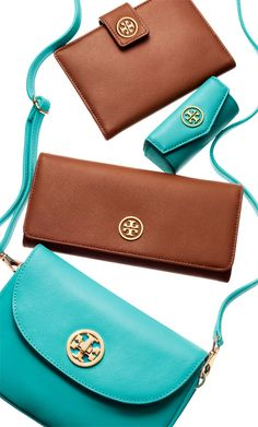 The Robinson collection in the Tory Burch Holiday 2012 Accessories lookbook