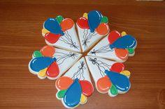 Birthday Balloons (Ice cream cutter)