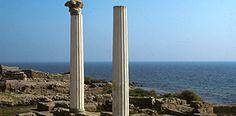 Cabras, Città romana di Tharros