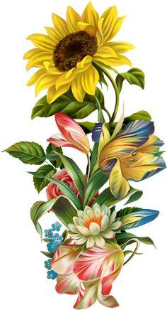 View full size Victorian Flowers, Bunt, Sunflower Art, Sunflower Clipart, – Poem… - paint and art Sunflower Clipart, Sunflower Art, Victorian Flowers, Vintage Flowers, Art Floral, Sunflower Wallpaper, Flower Artwork, Diamond Art, Flower Backgrounds