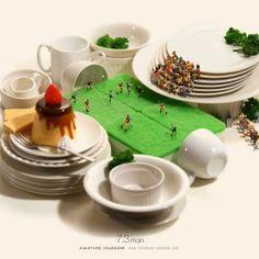 World Tea Cup
