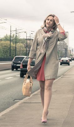 Pantyhose Outfits, In Pantyhose, Echo Fashion, Backcombed Hairstyles, Clothing Blogs, Dress Cuts, Scarf Styles, Looking For Women, Style Me