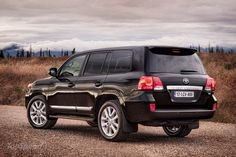 Land Cruiser - I so want a new car. My '96 4Runner is great but I want a NEW TOYOTA