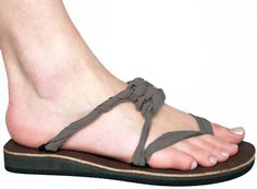 Sseko sandals - sandals with interchangeable straps that you can tie about fifty different ways. AND FAIR TRADE!!!!